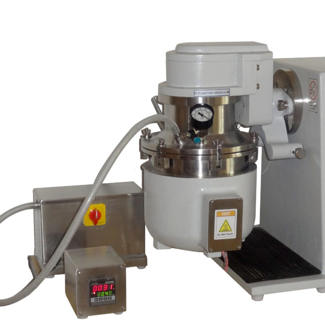 Planetary Mixer Vacuum Heating Jacketed