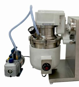 Planetary Mixer Vacuum Jacketed