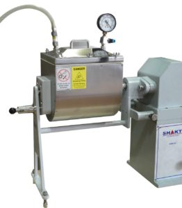 Ribbon Mixer – Vacuum Jacketed
