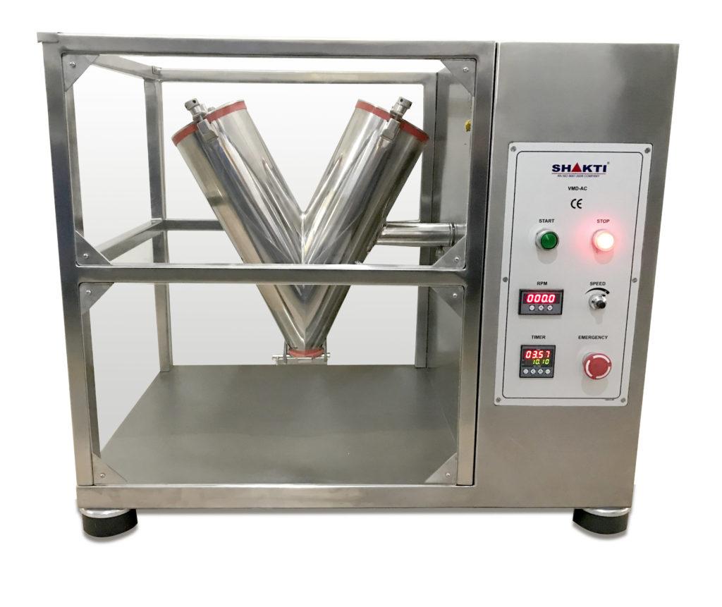 lab-v-blender-svb-1,2,5&10-ltrs.(gmp model)