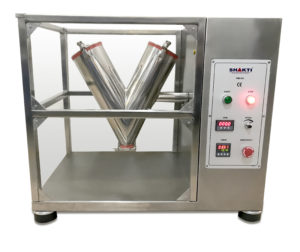 lab-v-blender-svb-1,2,5&10-ltrs.(gmp model)