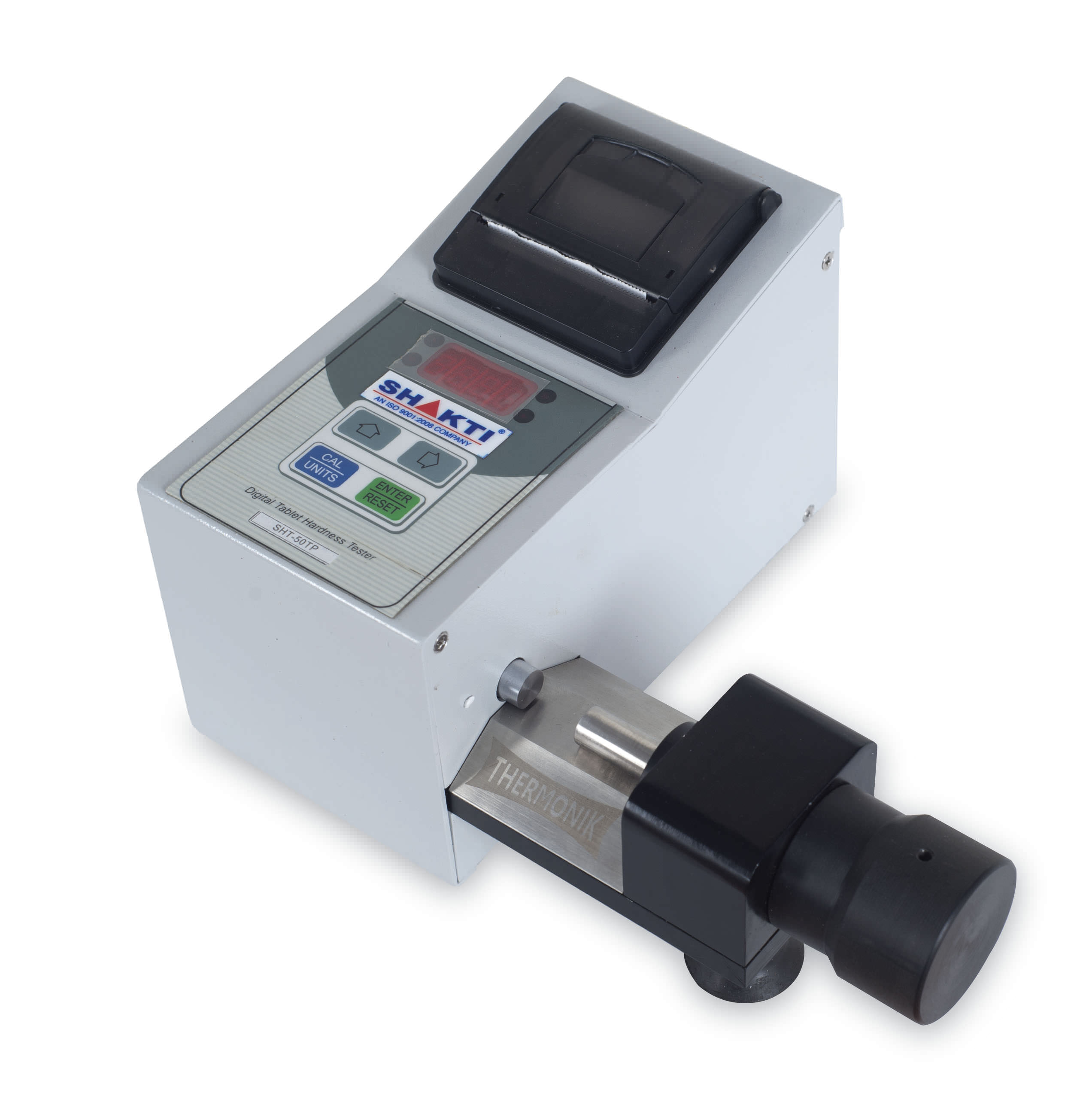 Manual Tablet Hardness Tester   R & D Tableting Allied Machinery